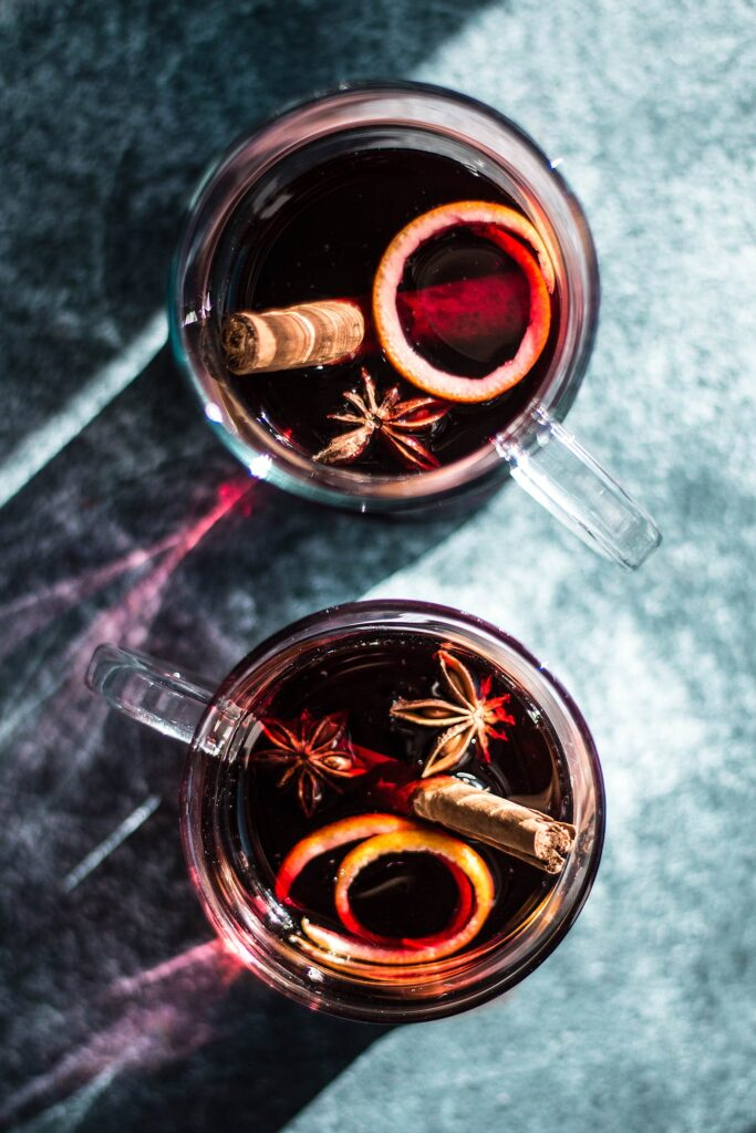 Mulled wine   Omm Foods by Laura Domingo